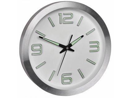 Rádiem řízené nástěnné hodiny TFA 60.3526.02