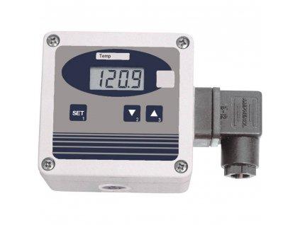 Převodník měrné vodivosti včetně 2-pólové elektrody, Greisinger GLMU 200 MP