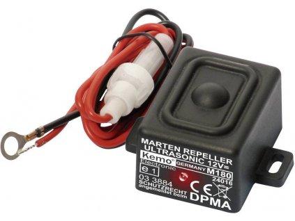 Vodotěsný odpuzovač kun do auta Kemo M180