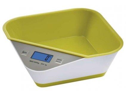Digitální kuchyňská váha EV024, zelená