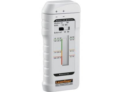 Tester baterií Laserliner PowerCheck 083.006A