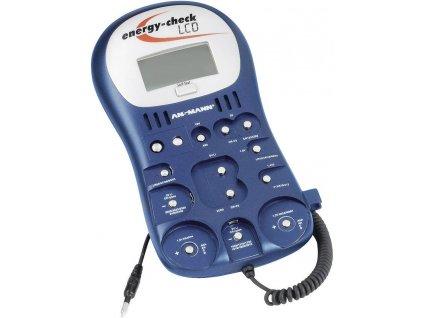 Ansmann 4000392 | Zkoušečka baterií Energy CheckLCD
