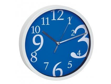 Nástěnné hodiny modré TFA 60.3034.06