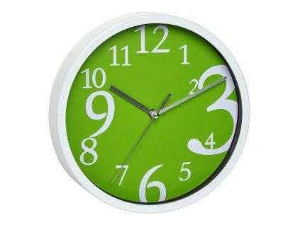 Nástěnné hodiny zelené TFA 60.3034.04