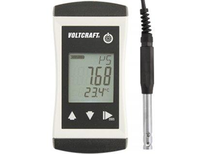 Měřič vodivosti LWT-110 s vysokým rozlišením pro čistou vodu VOLTCRAFT LWT-110 VC-8603595