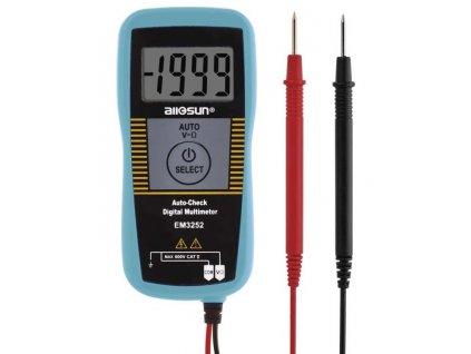 Digitální multimetr Emos MD-510   M3252