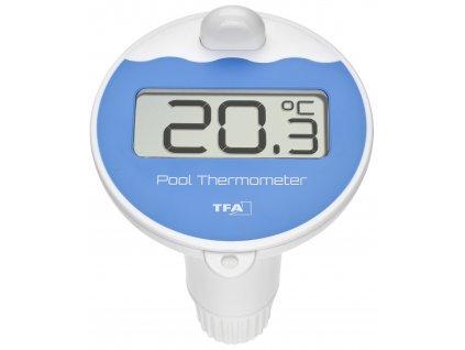 Bezdrátové bazénové čidlo TFA 30.3238.06