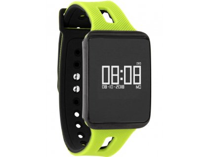 Chytré hodinky X-WATCH KETO XW FIT - Apple Green