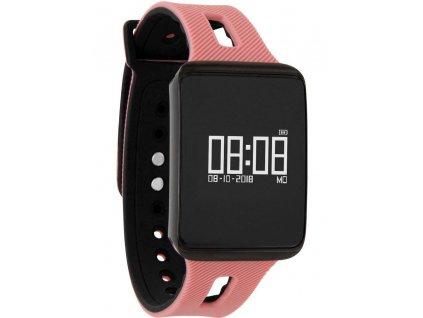 Chytré hodinky X-WATCH KETO XW FIT - Sunset Peach
