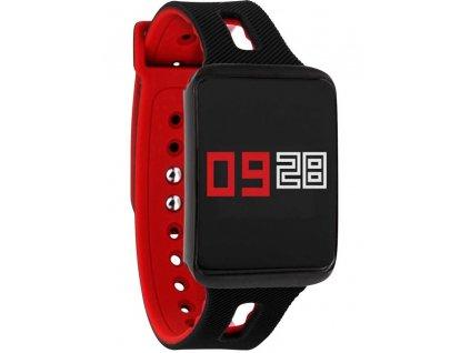 Chytré hodinky X-WATCH KETO XW FIT - Dark Fire