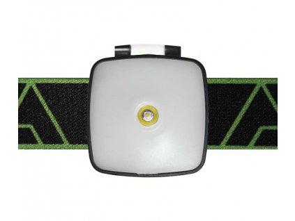 CREE + SMD LED nab. čelovka P3535, 110 lm,55m,Li-Pol 850 mAh | P3535