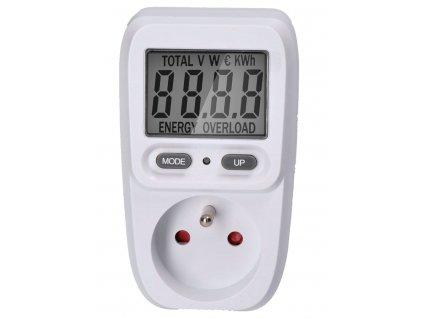 Solight digitální měřič spotřeby el. energie | DT26