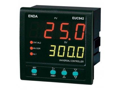 Panelový PID regulátor-termostat Enda ETC9420-230