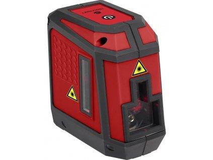 Křížový laser TOOLCRAFT dosah (max.): 12 m, samonivelační, vč. ochranného sáčku