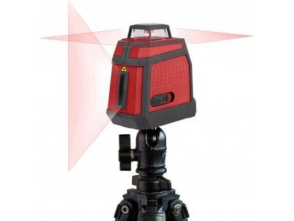 Rotační laser samonivelační TOOLCRAFT TO-5645454; dosah 18 m