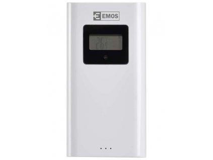 Bezdrátové čidlo teploty a vlhkosti pro meteostanice EMOS E8835, displej