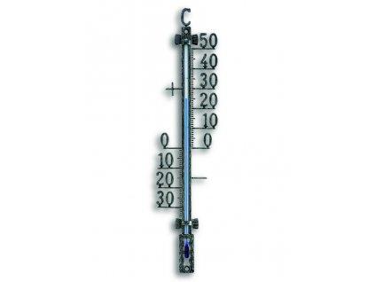 Nástěnný venkovní teploměr TFA 12.5001.50 - patina CÍN