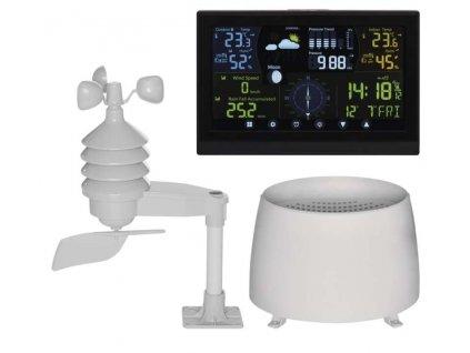 Bezdrátová meteorologická stanice Emos E6016, úhrn srážek, měření větru