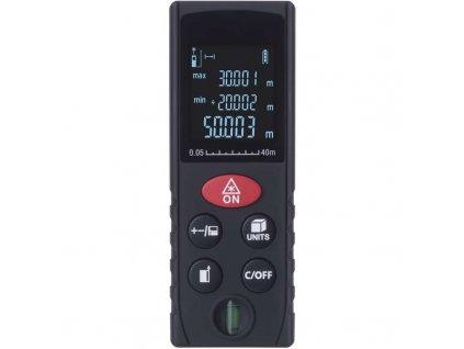 Laserový měřič vzdálenosti M0502 | 0,05 až 40 m