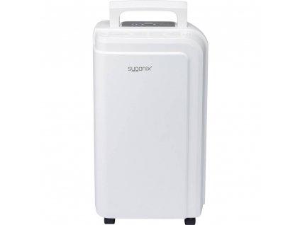 Odvlhčovač vzduchu Sygonix D011C-10L, 15 m², 245 W, 10l/den, bílá