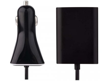 Univerzální USB adaptér do auta 7,3A (36,5W) max., Emos V0216, kabelový