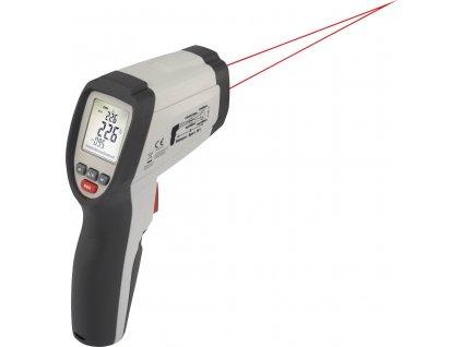 Infračervený teploměr VOLTCRAFT IR 650-16D, Optika 16:1, -40 až 650 °C, pyrometr