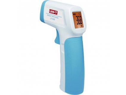 Infračervený teploměr Uni-T UT30R, 32 do 45 °C, rychlé měření tělesné teploty