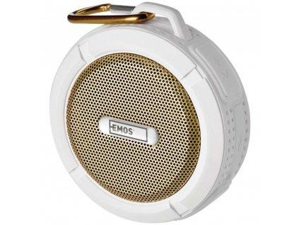 Bluetooth reproduktor EMOS FREESTYLER E0072, 5W, zlatá