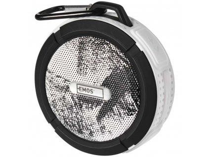 Bluetooth reproduktor EMOS FREESTYLER E0074, 5W, černá