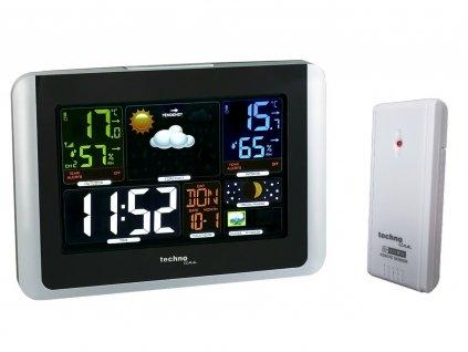 Barevná bezdrátová meteorologická stanice TechnoLine WS 6442