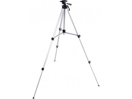 Stativ/Trojnožka TOOLCRAFT 1/4palcové | min./max.výška 51 - 150 cm | Silver Inox