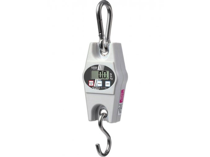 Digitální závěsná váha KERN HCB 200K500 - mincíř do 200 kg