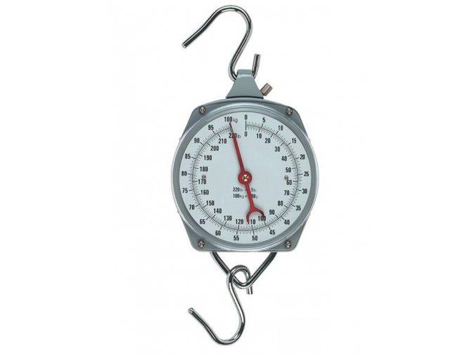 Levná závěsná váha - mechanický mincíř do 100 kg