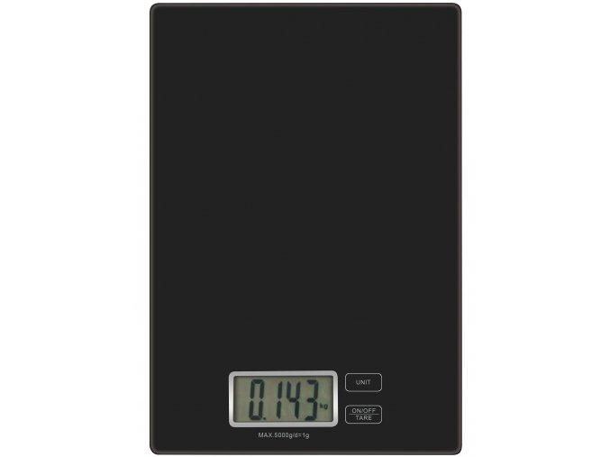 Digitální kuchyňská váha Emos TY3101B - ČERNÁ