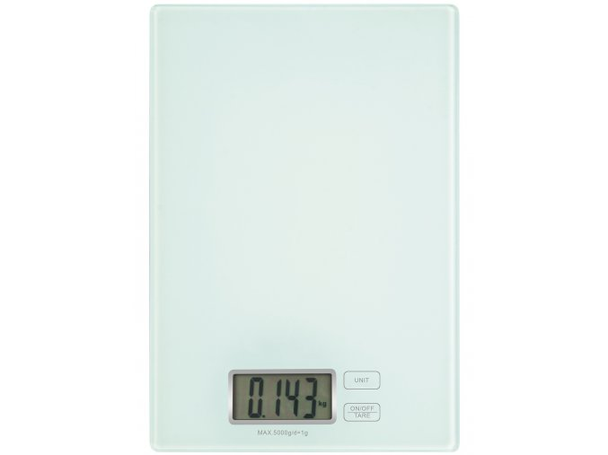 Digitální kuchyňská váha Emos TY3101 - BÍLÁ