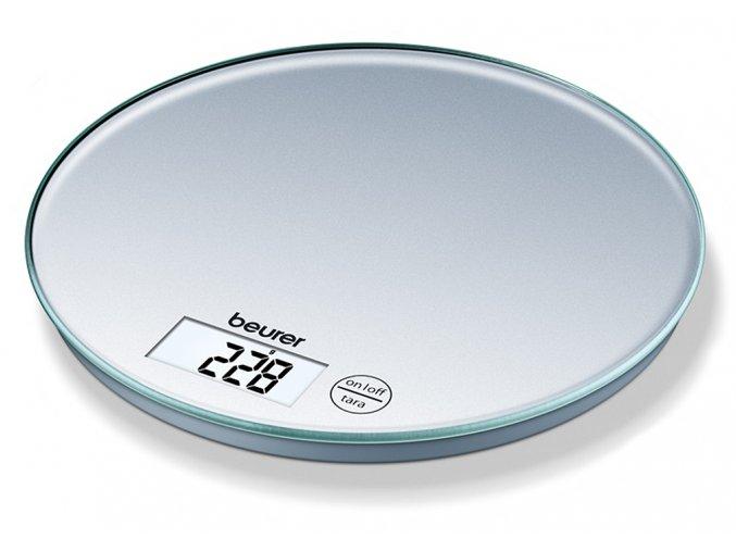 Kulatá kuchyňská váha Beurer KS28 - 5,0 kg / 1 g