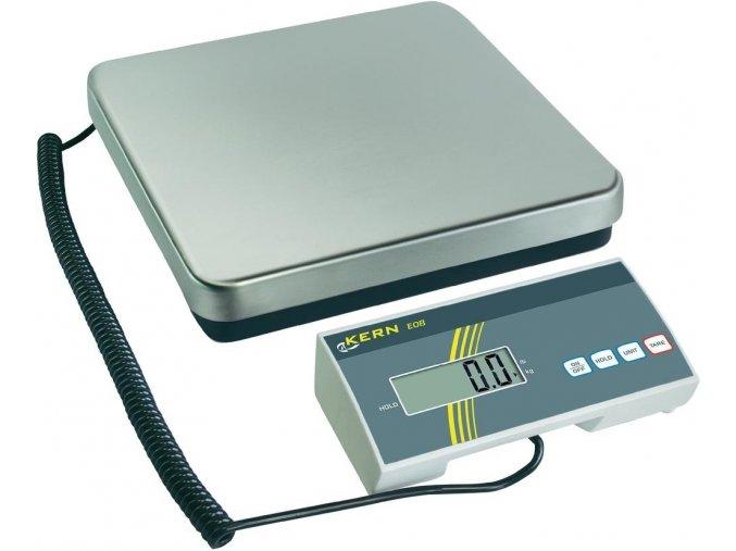 Levná digitální balíková váha KERN EOB 35K10; 35 kg/10 g