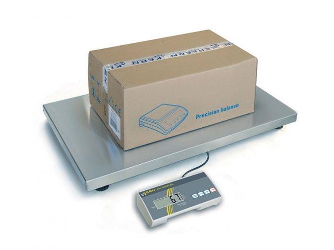 Digitální balíková váha KERN EOS 300K100XLF; 300 kg/100 g