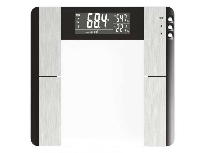 Digitální osobní váha EMOS PT718 s BMI indexem, 150 kg