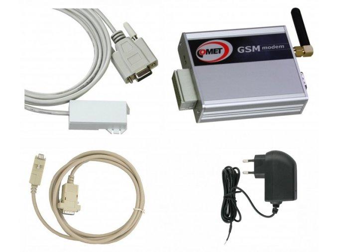 Modem GSM/GPRS pro dataloggery pro bezdrátovou komunikaci přes GSM - sada