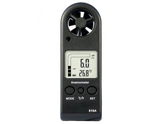 Anemometr s měřením teploty vzduchu - MR330