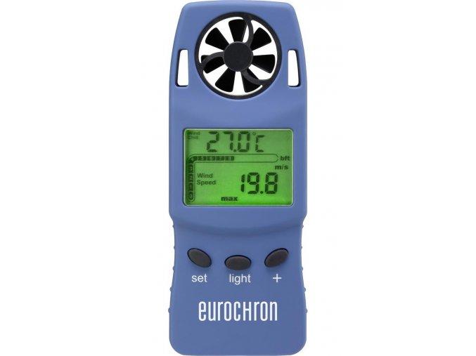 Anemometr Eurochron WS4003, Rozsah měření rychlosti větru 0,3 do 30 m/s