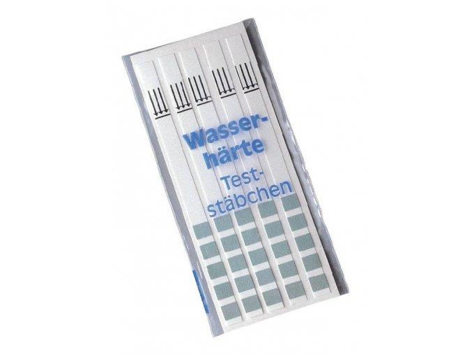 Testovací proužky - tvrdost vody