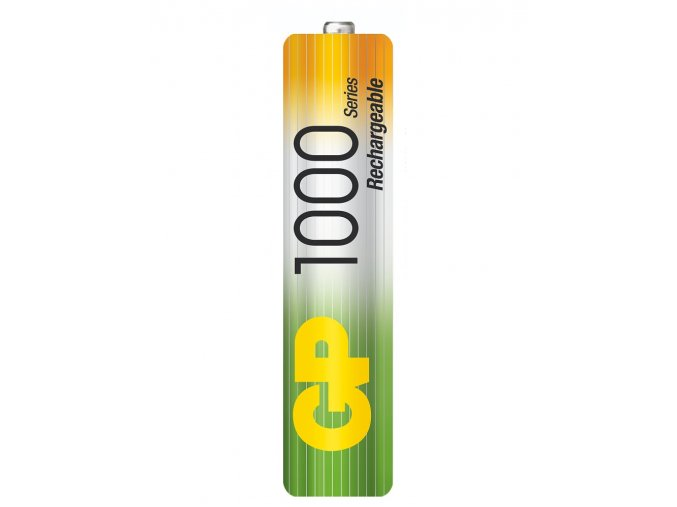 Nabíjecí baterie GP NiMH 1000 mAh R03 AAA