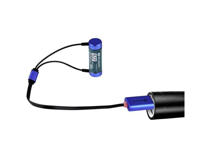 USB univerzální nabíječka akumulátorů OLight UC 3378