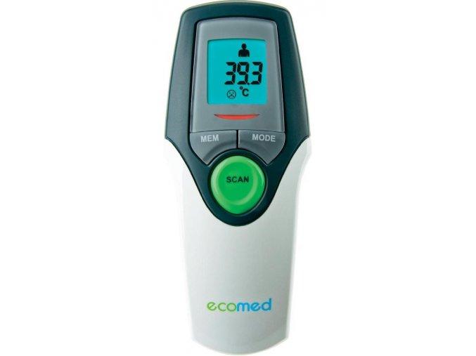 Infračervený lékařský teploměr Medisana TM 65-E 23400