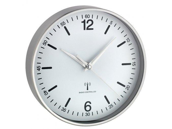 Nástěnné DCF hodiny TFA 60.3503.02, Ø 195 mm