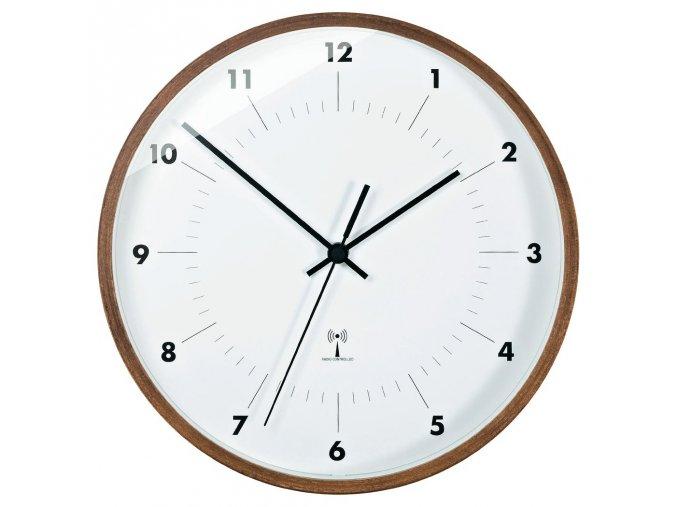 TFA 98.1097, Nástěnné hodiny DCF, průměr 25,5 cm