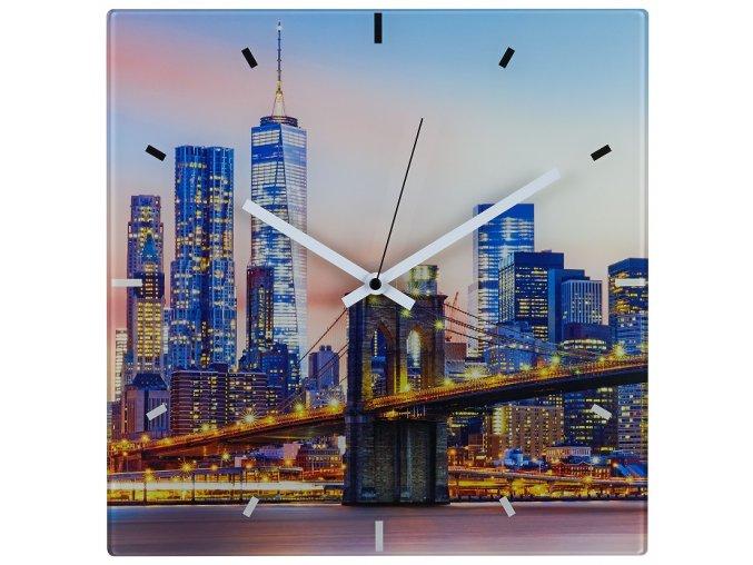 Nástěnné hodiny řízené DCF signálem TFA 60.3531.90