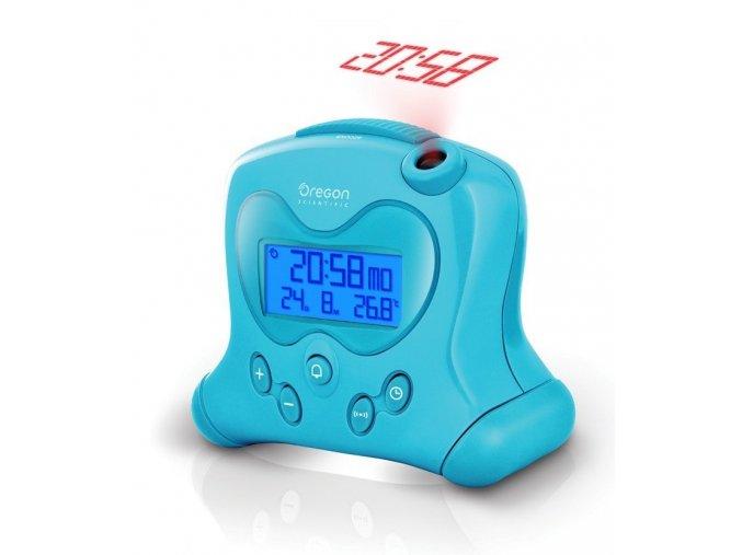 Digitální budík s projekcí času RM313PB